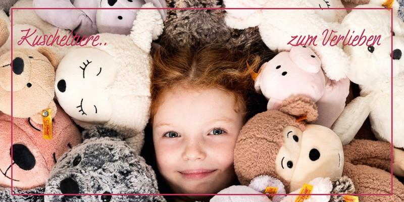 Unsere Kuscheltier-Lieblinge für Kinder und Erwachsene
