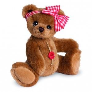 Hermann Teddy Teddybär Fräulein Patrizia 25 cm