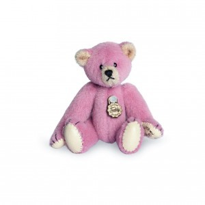 Hermann Teddy Teddybär mini rosa 6 cm