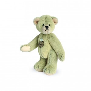 Hermann Teddy Teddybär mini salbei 6 cm