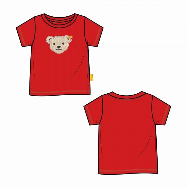 T-Shirt orange mit Quietscher 104