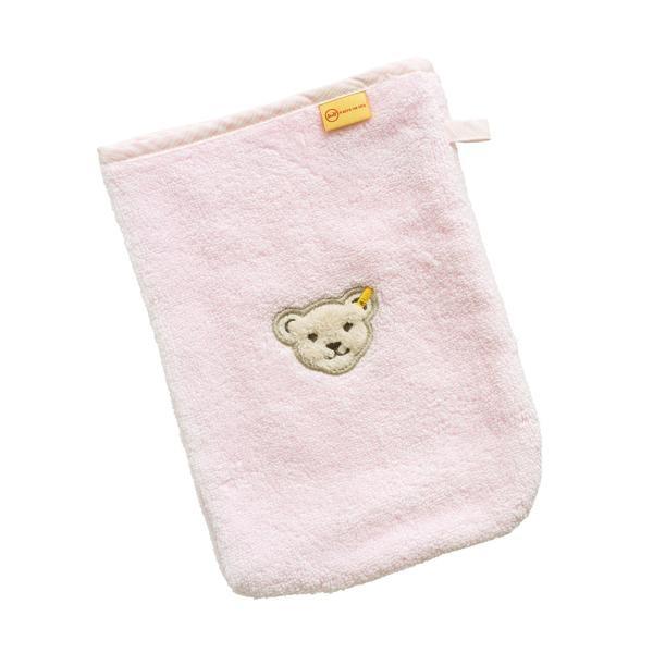 Steiff Waschlappen mit Teddy 23 cm