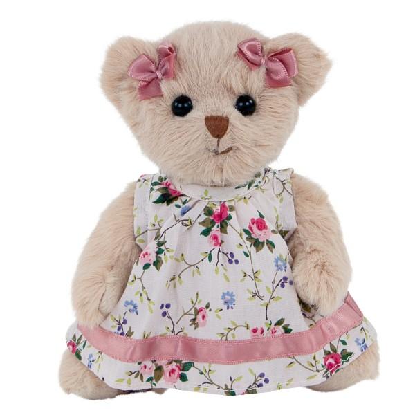 Bukowski Teddy Marissa 15 cm mit Blumenkleid