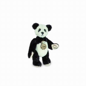 Hermann Teddy Teddybär Panda mini 5 cm